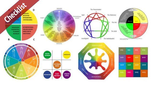 Kleurenmodellen